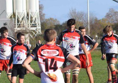 © Maeva Franco - U16 - Graulhet vs Alban/Valence/Lacaune - Photo 29