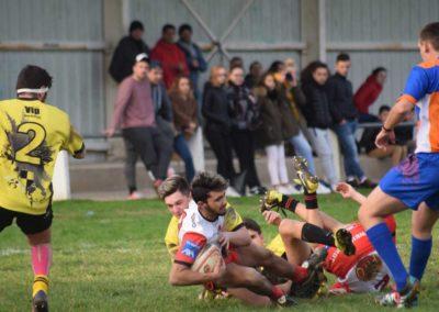 © 2018 Maeva Franco - U19 - U.S. Vielmuroise vs S.C. Graulhet