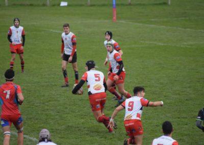 © 2019 Maeva Franco - U19 - Coquelicots Montechois Rugby vs S.C. Graulhet