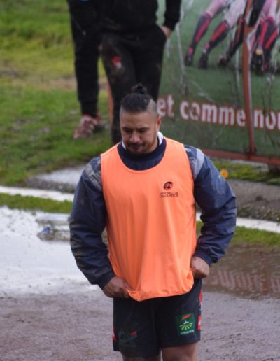 © 2019 Maeva Franco - Équipe 1 - S.C. Graulhet vs R.C. Nîmois