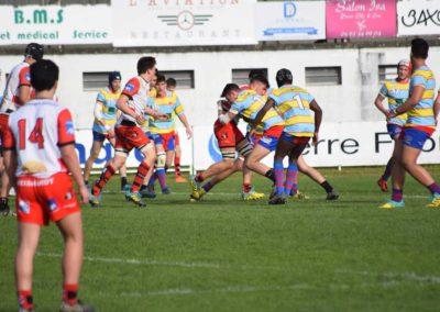 © 2019 Maeva Franco - U19 - S.C. Graulhet vs Coquelicots Montechois Rugby