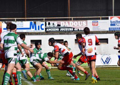 © 2019 Maeva Franco - U19 - S.C. Graulhet vs Avenir Massylvain