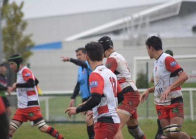 © 2019 Maeva Franco - U19 - Ras SAF XV / Blagnac SCR vs S.C. Graulhet