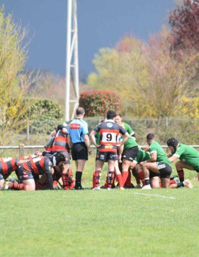 © 2019 Maeva Franco - Espoirs - S.C. Graulhet vs A.S.B.C. Rugby