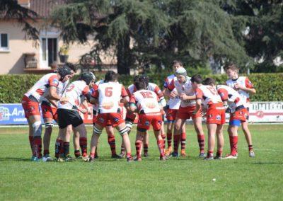 © 2019 Maeva Franco - U19 - S.C. Graulhet vs TUC