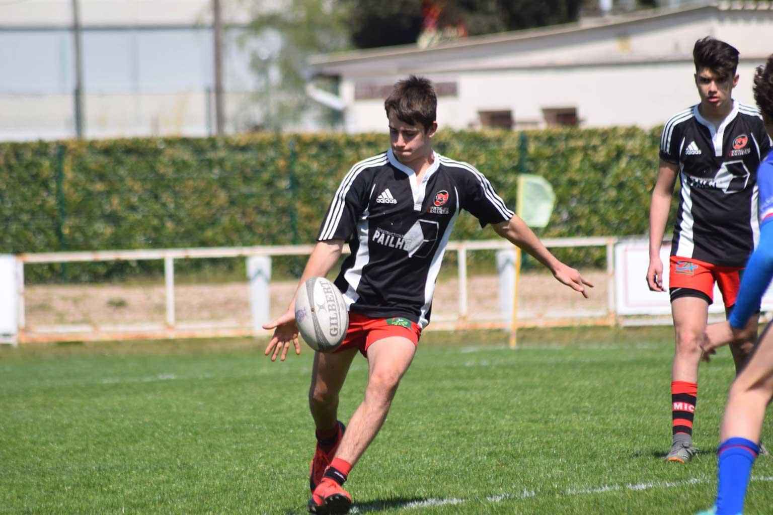 © 2019 Maeva Franco - U16 - S.C. Graulhet vs TUC