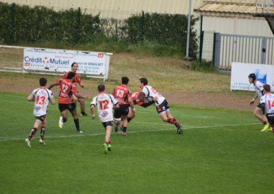© 2019 Maeva Franco - Espoirs - S.C. Graulhet vs Stade Niçois