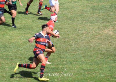 © 2019 Maeva Franco - Équipe 1 - S.C. Graulhet vs Stado Tarbes Pyrénées Rugby