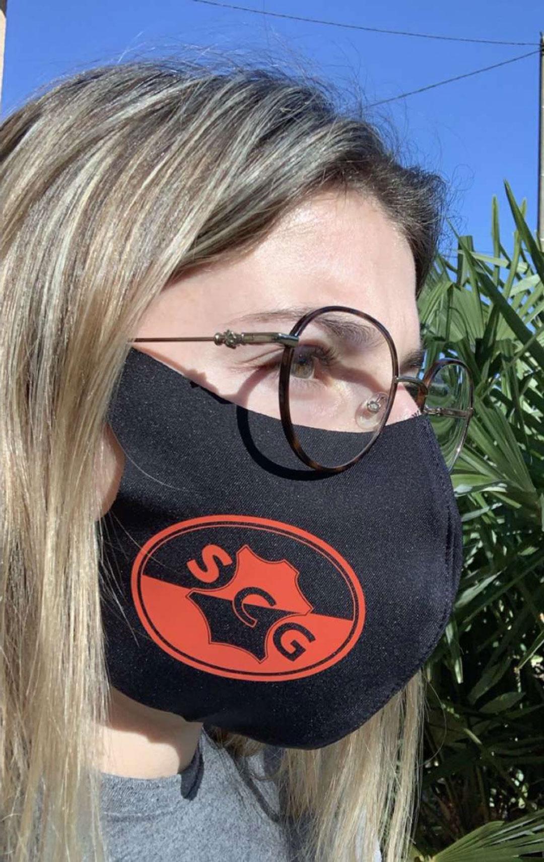 Masque SCG - 2